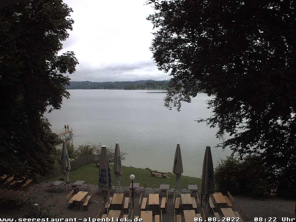 Murnau am Staffelsee webcam - Staffelsee webcam, Bavaria, Garmisch-Partenkirchen